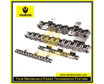 Short Pitch Roller Chain Attachments