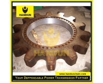 Sprocket for Big Size Conveyor Chain