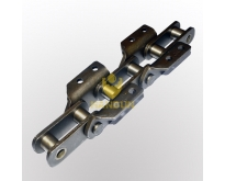 Unloader Chain for Haylage