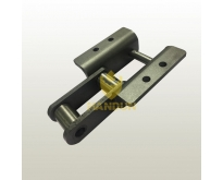 High wear resistance Paver Chain 3952 with K2 attachment