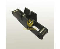 High wear resistance Paver Chain 9856 with MM1 attachment