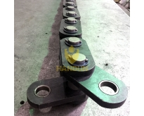 Chain for Coke Oven Coal Loader